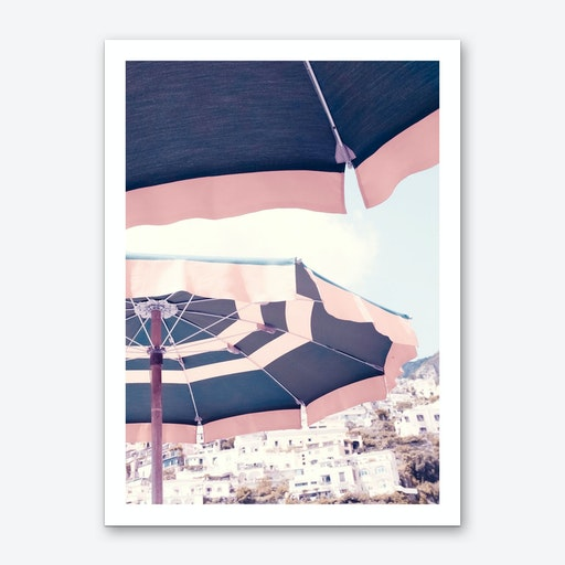 Positano Dream Art Print