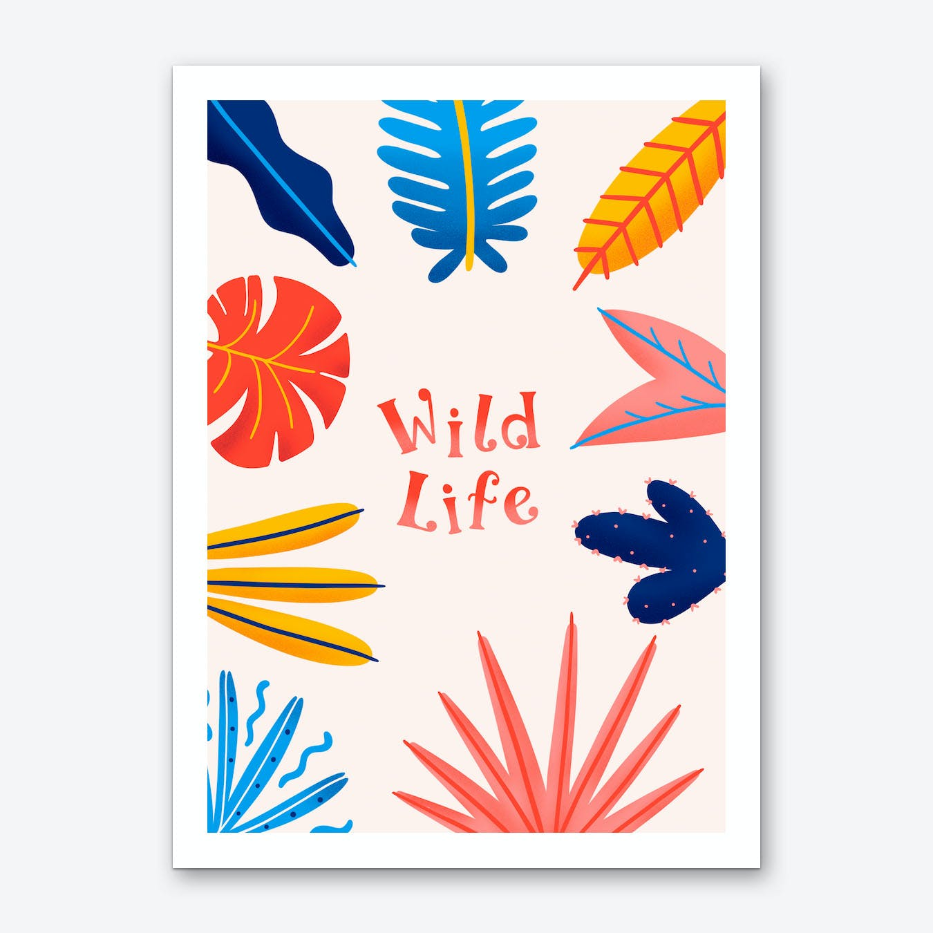 Wild Life Art Print