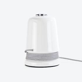 Table Light - Glossy White