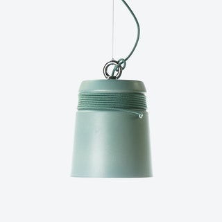 Large Cable Light - Sage Green