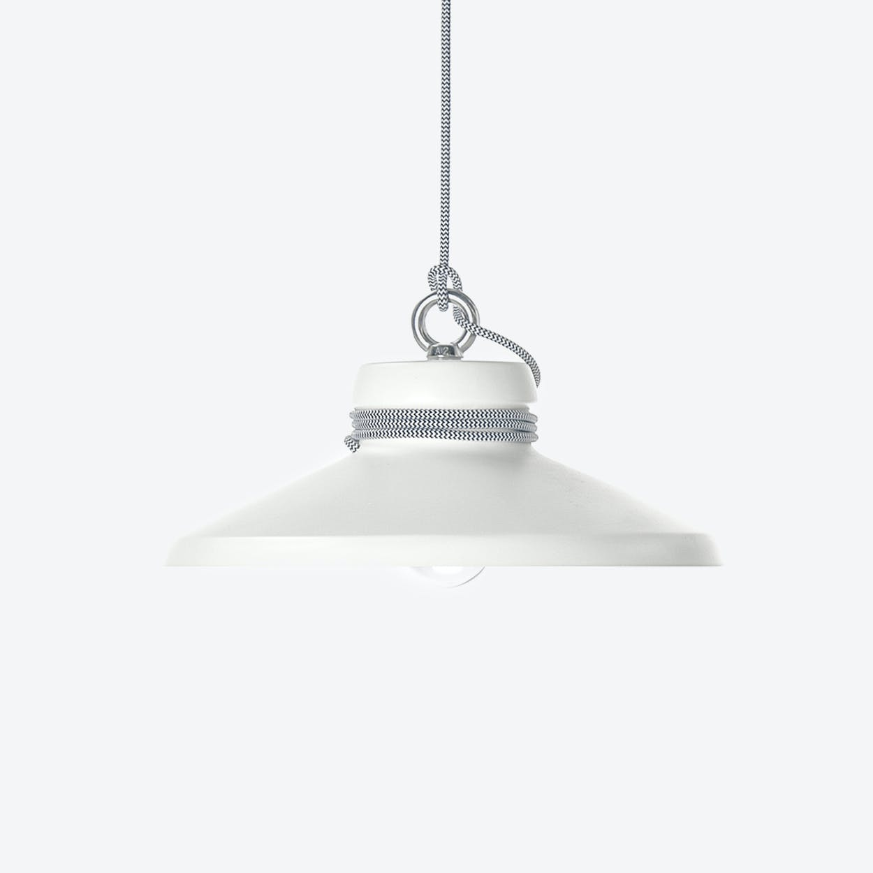 Wide Cable Light - Off White