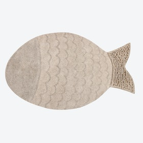 Washable Rug Big Fish