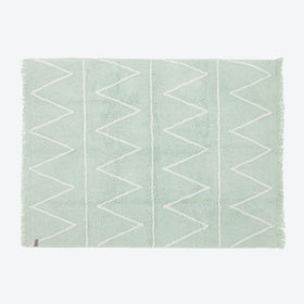 Washable Rug Hippy Mint