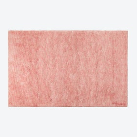 Washable Rug Mix Flamingo Pink