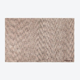 Washable Rug Mix Linen-Pink