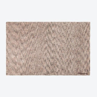 Washable Rug Mix Linen-Pink