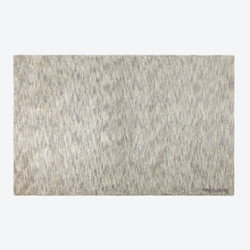Washable Rug Mix Stone Grey