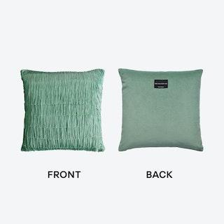 Tassel Cushion in Jade