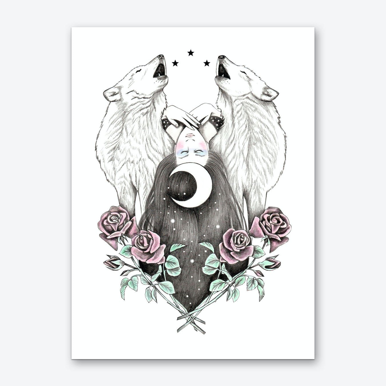 Always Dreamer Art Print