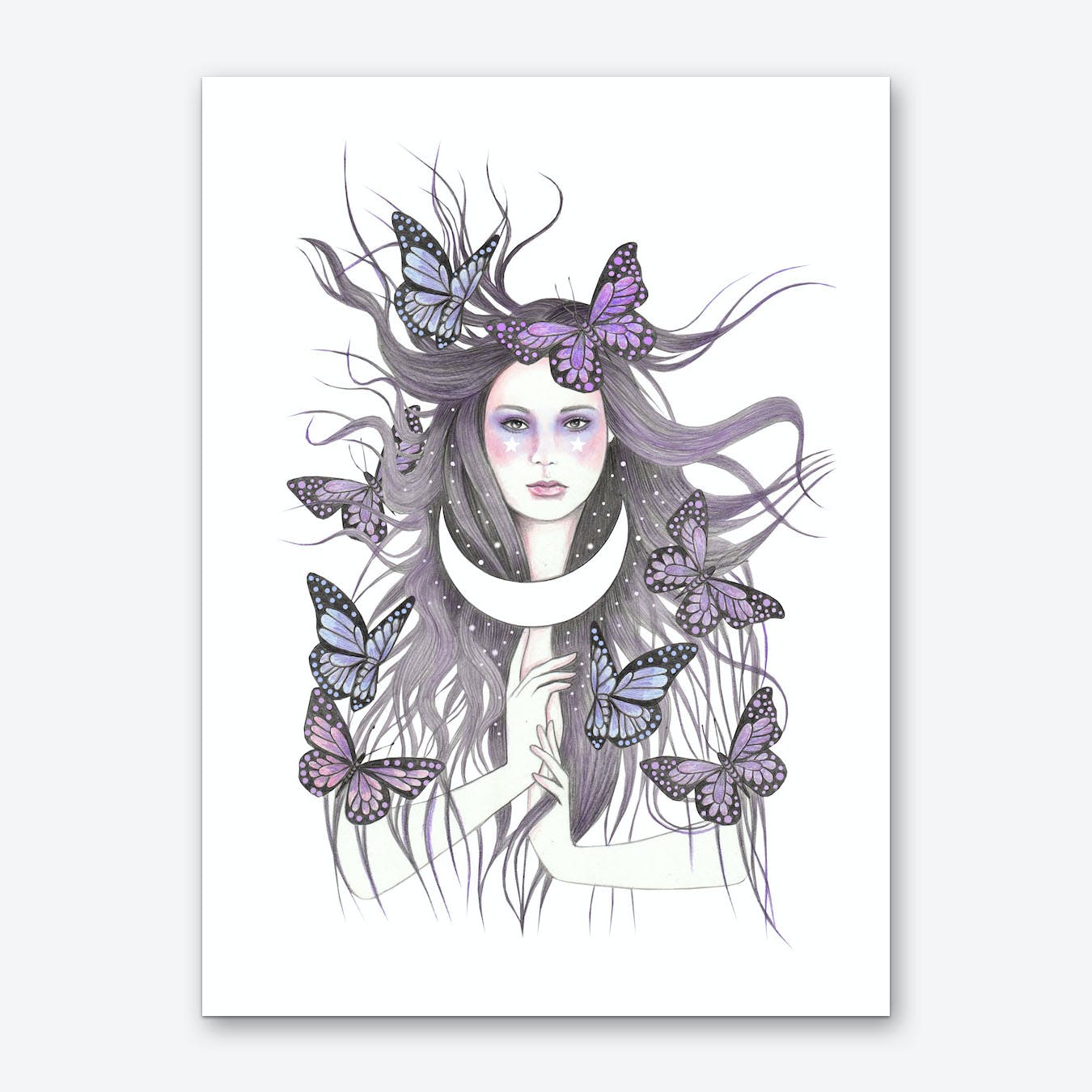 Love Spells Art Print