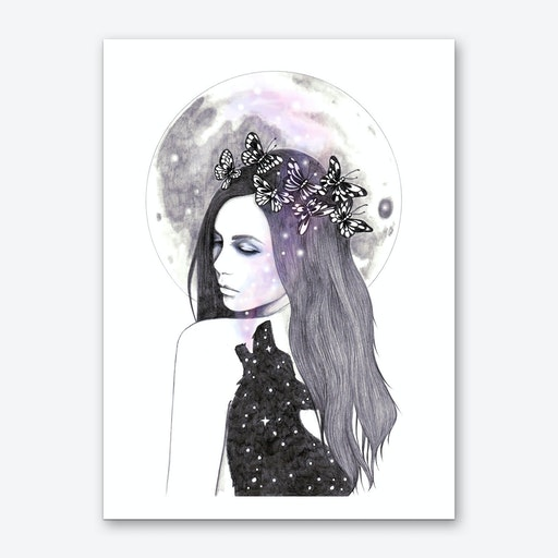 Looking For the Stars Art Print