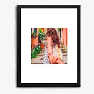 Framed Mini Photo Print