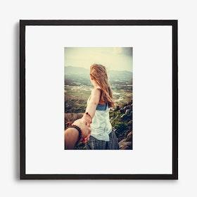 Framed Mini Photo Square 2 Print
