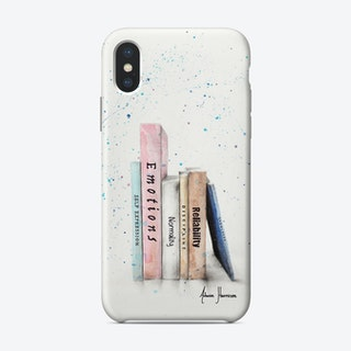 The Book Balance Phone Case