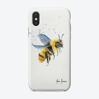 Sun Bee Phone Case