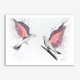Love For Life Art Print