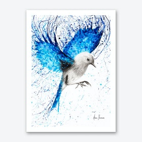 Mediterranean Wings Art Print
