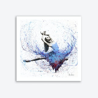 Pianissimo Dance Art Print