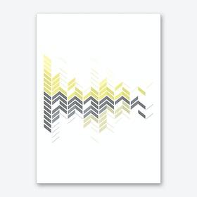 Chevron IV Art Print