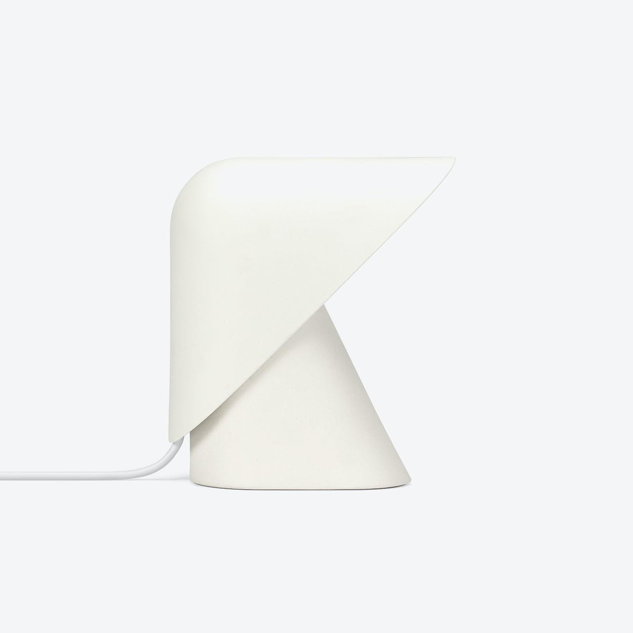 K Table Lamp in Earthenware