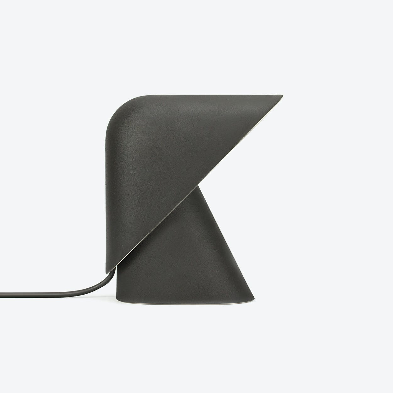 K Table Lamp in Black