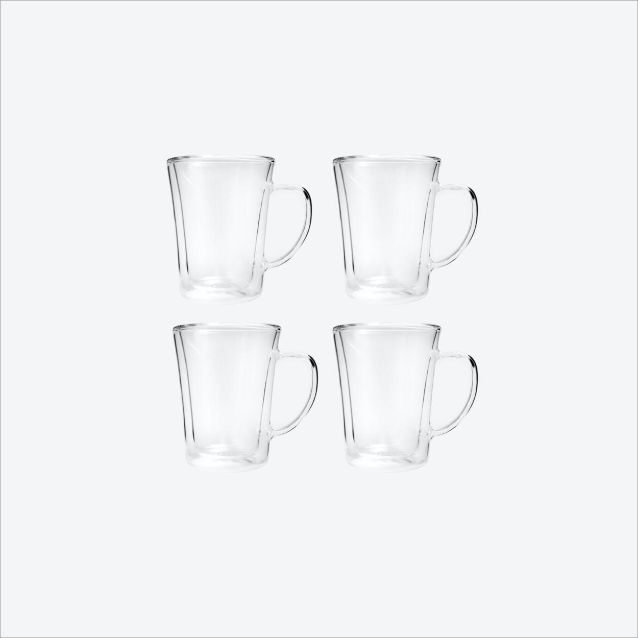 Amo Coffee Mug, 250mL (set of 4)