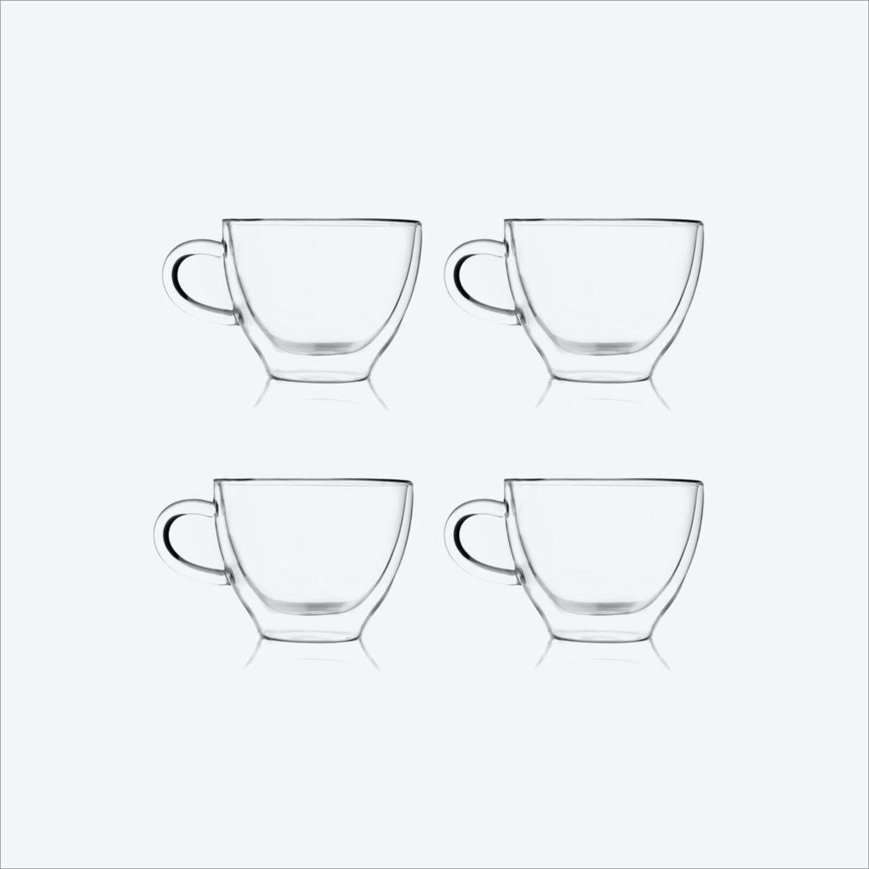 Amo Tea Cup, 300mL (set of 4)