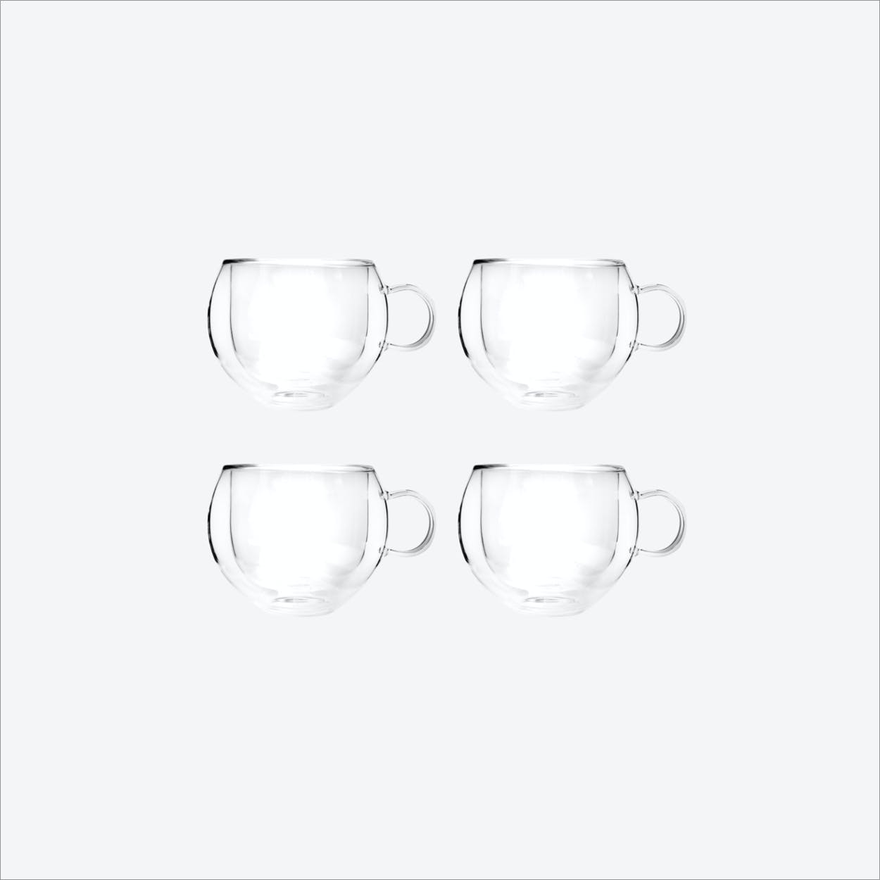 Amo Tea Cup, 220mL (set of 4)