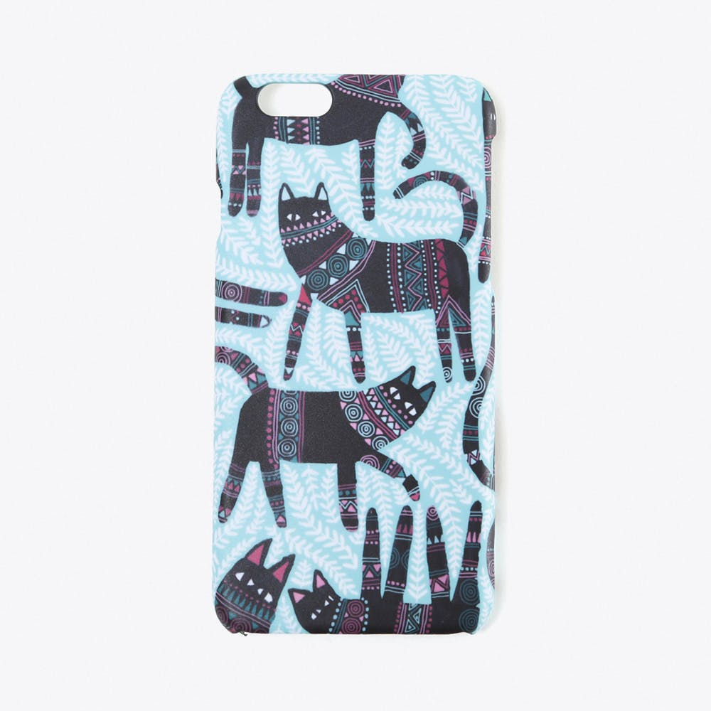 Aztec Cats phone case for iPhone 6