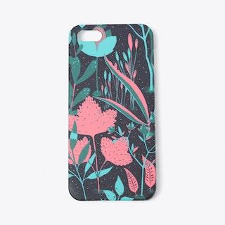 Tropical Garden phone case for iPhone 5/5S