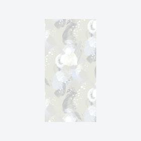 English Rose Wallpaper - Cream