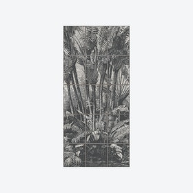 The Palm Grove Wallpaper - Vintage