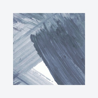Plato II Wallpaper - Blue Smoke