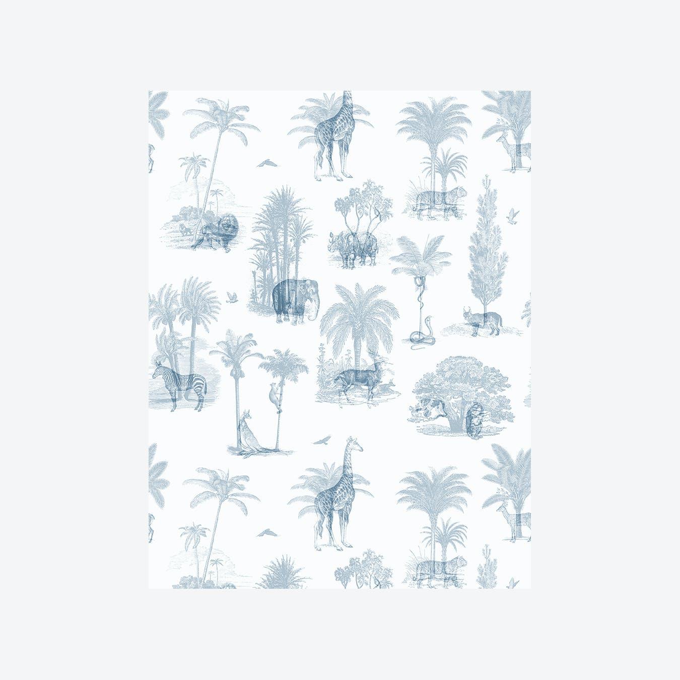 Where They Belong Summer  Wallpaper - Blue