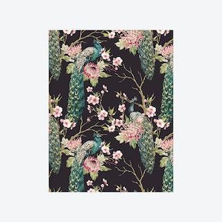 Midnight Gathering (Jungle Bird II) Wallpaper  Wallpaper - Shadow
