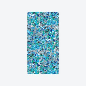 La Cueillette Wallpaper - Aqua