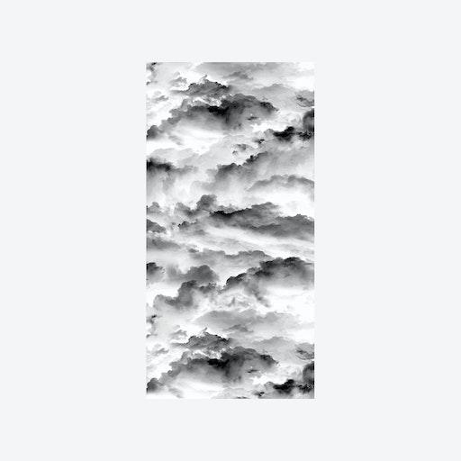 The Shape of Wind  Wallpaper - Monochrome