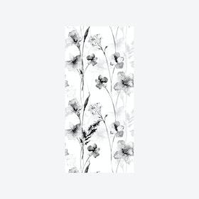 Love in Provence Wallpaper - Monochrome
