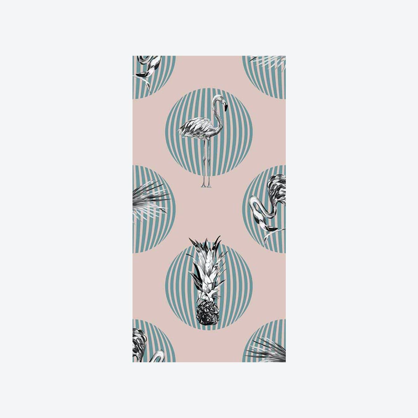 Palm Springs Wallpaper - Pink
