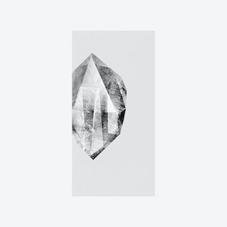 Fluorite Wallpaper - Grey