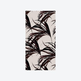 Winter Palm Wallpaper - Brown