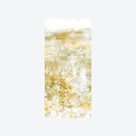 Oh La La Wallpaper - Gold
