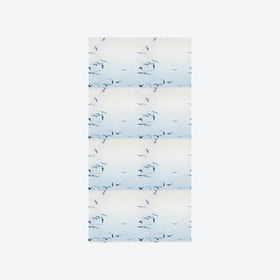 Portuguese Seagulls 02 Wallpaper - Ice