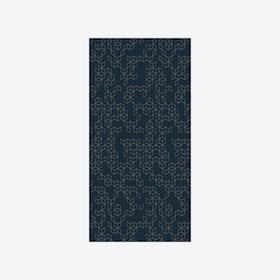Keziah Night Wallpaper - Blue & Sand