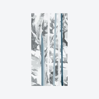 Raindrops Wallpaper - Blue