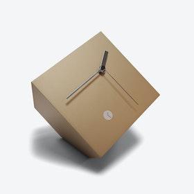 Gold Box Clock