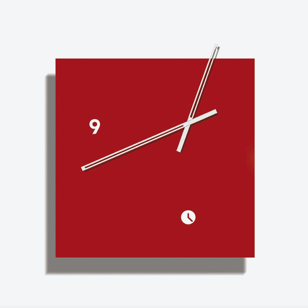 Garnet Area Clock