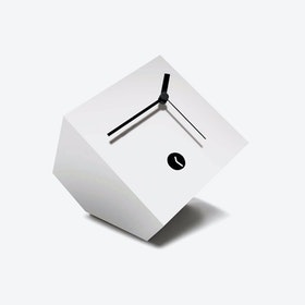 White Box Clock
