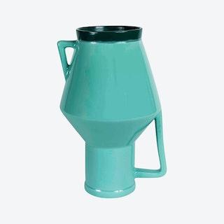 Medium Green Vase
