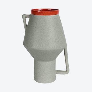 Medium Beige Vase